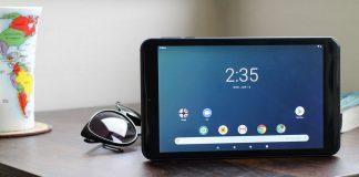 Performances de la tablette Android